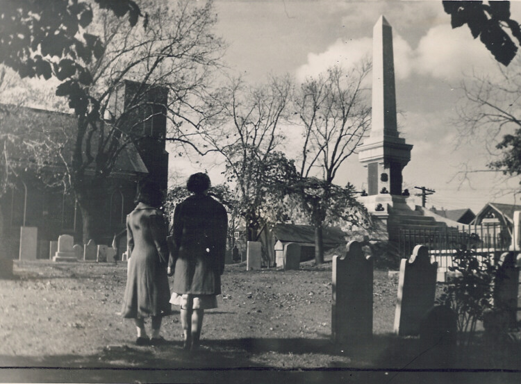 Drummond Hill Cemetery Tours