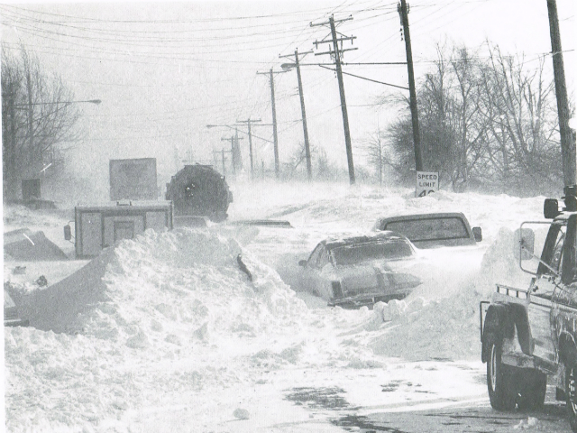 The Blizzard of '77
