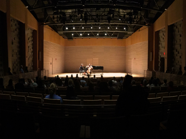 Music @ Noon Recital Series