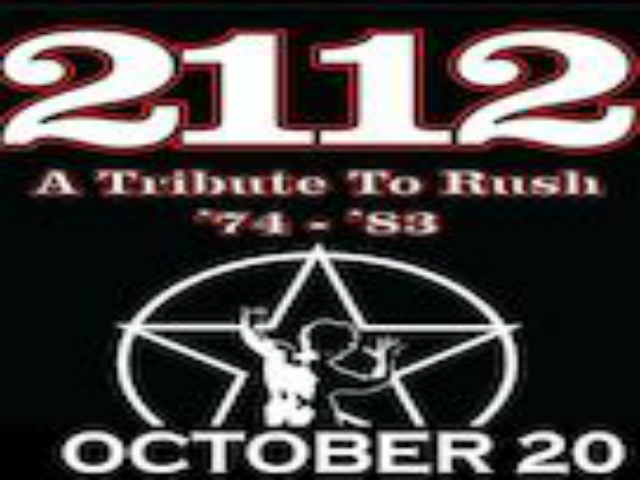 2112 Tribute to Rush