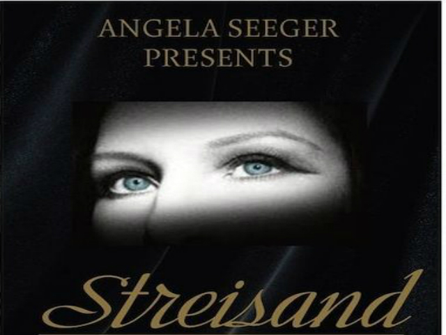 Angela Seeger's Tribute to Streisand