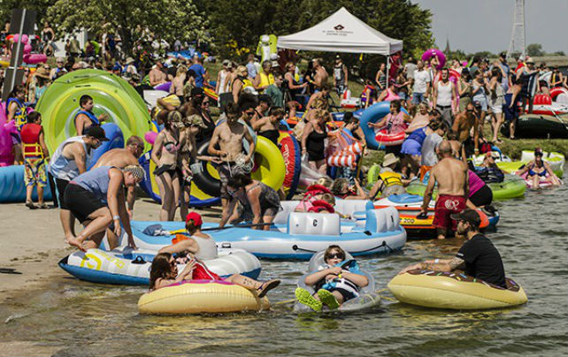 Welland Floatfest: The Ultimate Lazy River!