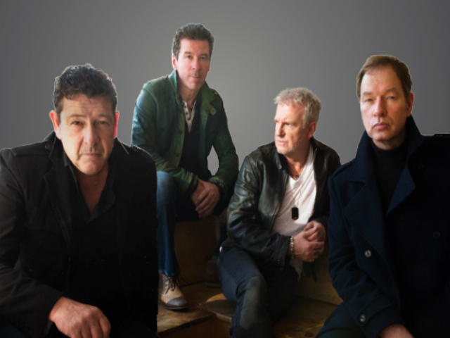 Live By The Falls - Glass Tiger