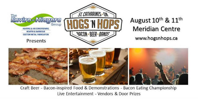 Hogs N Hops: Bacon Beer Bands!