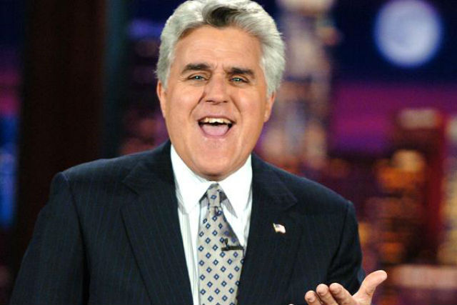 Jay Leno: Still A Stand Up Guy