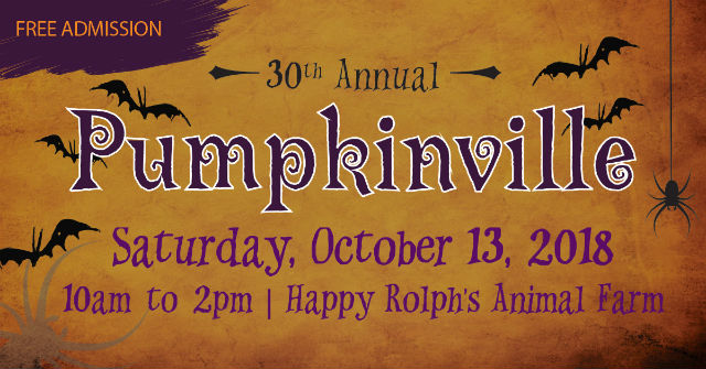 30th annual Pumpkinville