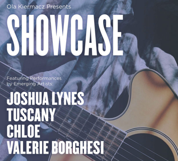 SHOWCASE: Emerging Artist Night