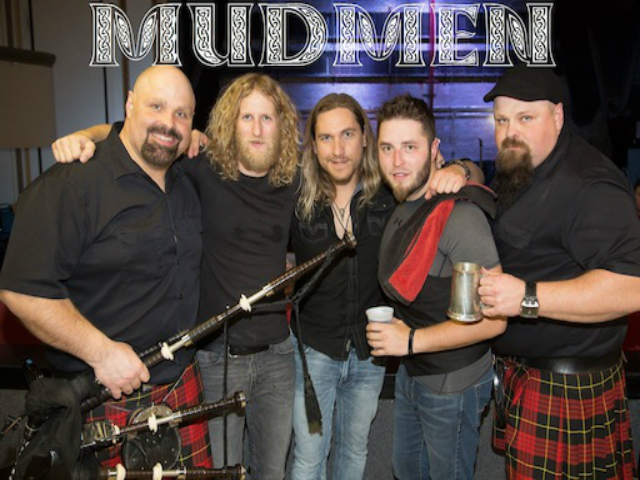 The Mudmen _ Celtic Rock Warriors