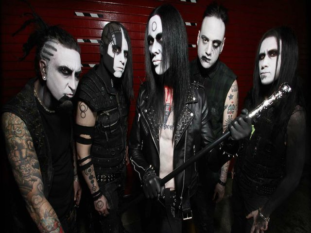 Wednesday 13 - Lonesome Road To Hell Tour