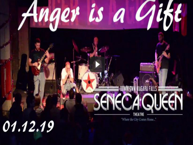 Anger is a Gift - Rage Against The Machine Tribute