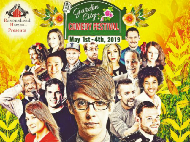 Garden City Comedy Festival - Niagara Allstar Showcase