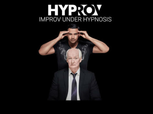 HYPROV: Mochrie and Mecci's Hilarious Hybrid.