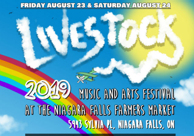 LIVESTOCK 2019 -- THE FINAL YEAR FOR PEACE, LOVE, ARTS AND MUSIC