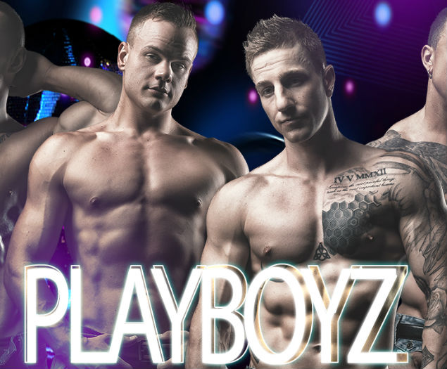 Canadian Playboyz: Ladies Night Just Got Hotter