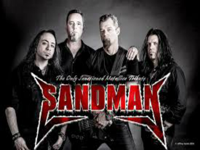 Sandman - Metallica Tribute