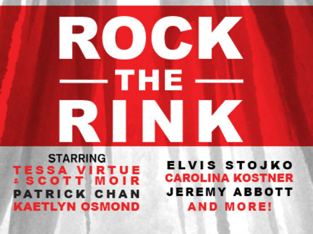 Rock The Rink with Tessa & Scott