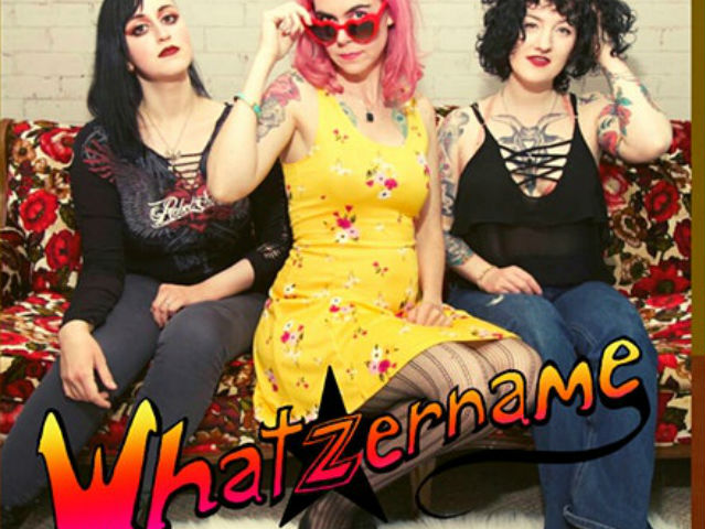 Whatzername with Special Guests