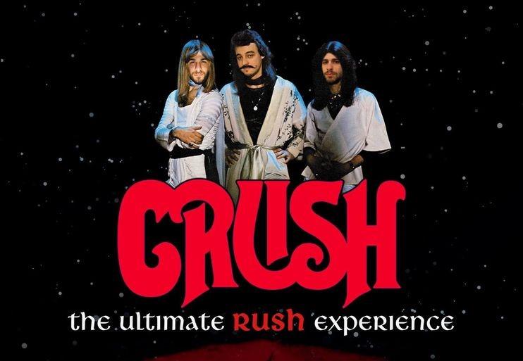 CRUSH - Tribute to Rush