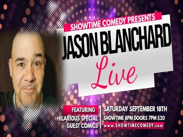 Jason Blanchard Live
