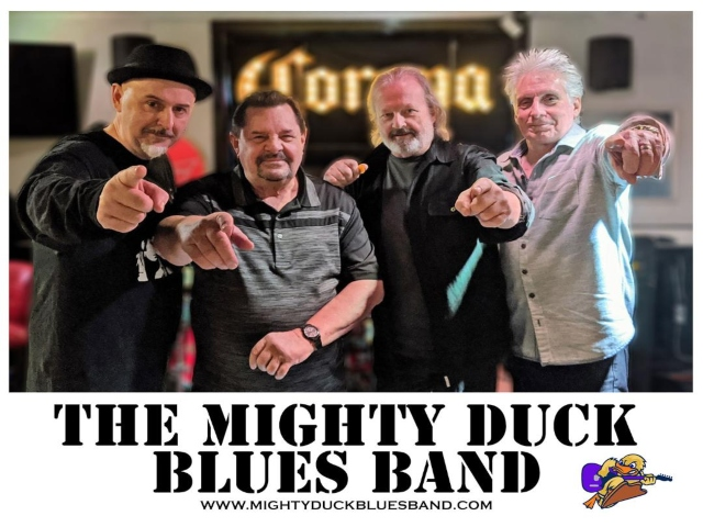 Mighty Duck Blues Band