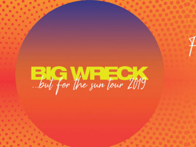 Big Wreck But For The Sun Tour