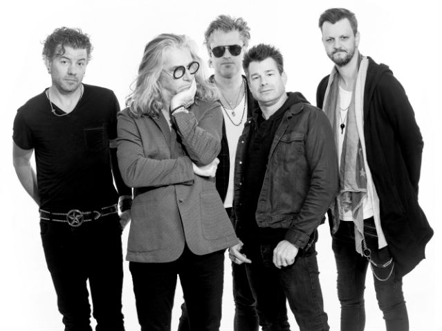 Collective Soul: New Album BLOOD Tests Positive During 25th Anniversary Tour