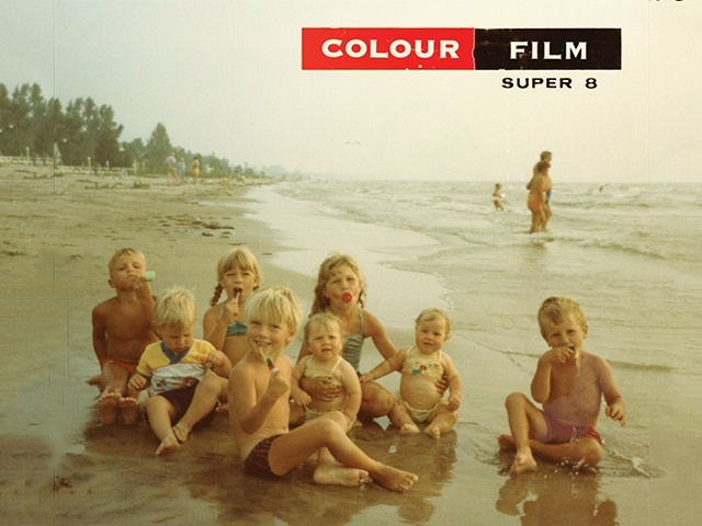 Matthew de Zoete: Reborn on Colour Film