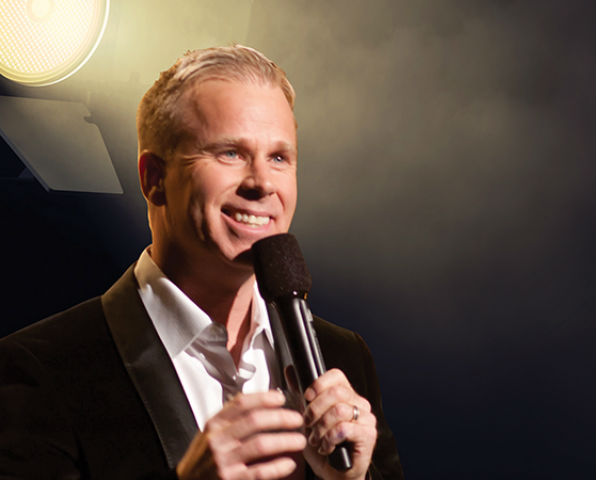 Gerry Dee Alone on Stage