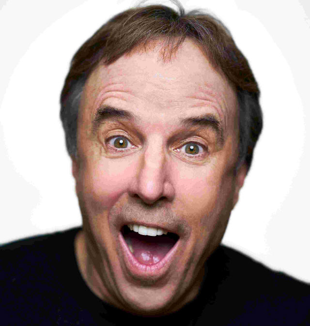Kevin Nealon: SNL's Subliminal Anchor Man Pumps You Up With Comedy