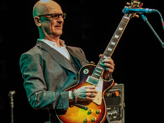 A Conversation with Kim Mitchell