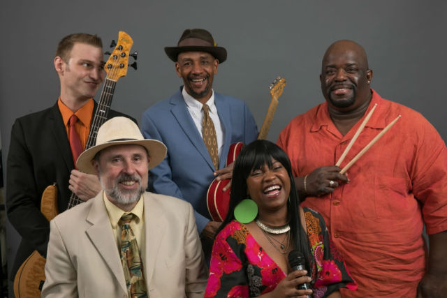 Mississippi Heat: Chicago Blues Come to Canal Bank Shuffle