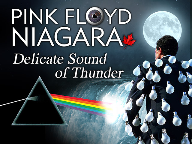 Pink Floyd Niagara:  The Pulse Grows Stronger