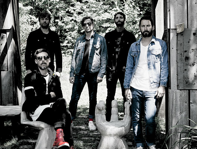 Sam Roberts Band: Another Vintage Weekend at Jackson Triggs
