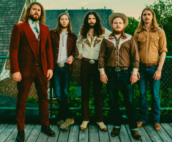 The Sheepdogs: A Solid Breed of Rock and Roll