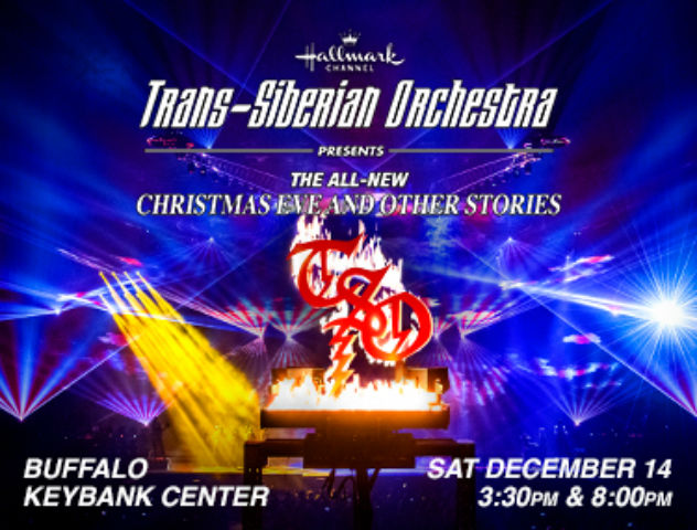 Trans Siberian Orchestra 2 shows