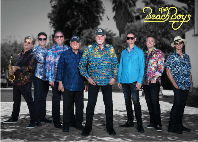 The Beach Boys Now and Then