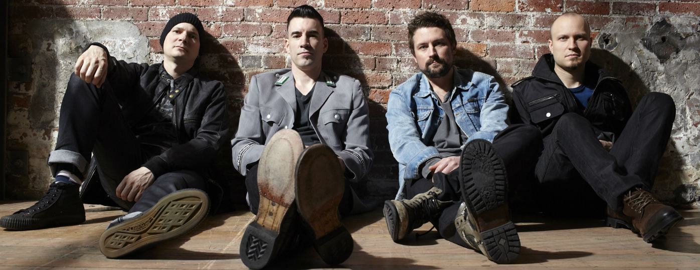 Theory of a Deadman: Music Is The Best Medicine