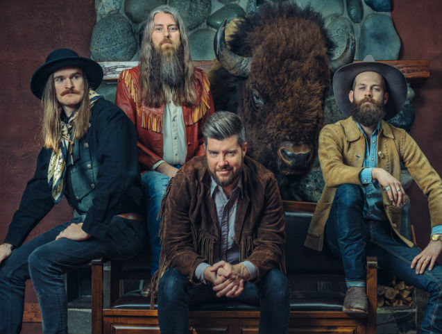 Tim & The Glory Boys: Country Bluegrass for the Soul