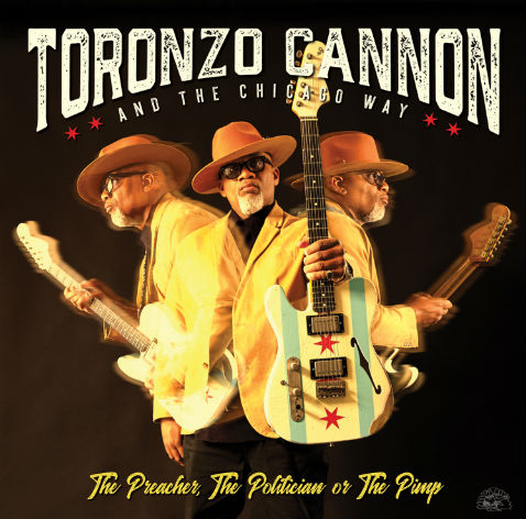 Toronzo Cannon: Blistering Blues With A Social Conscience