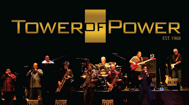 Tower of Power: Horns'O Plenty