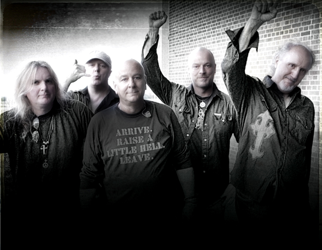 TROOPER: Homegrown Hellraisers Continue Their Live Legacy