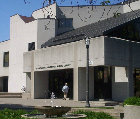 St. Catharines Public Library