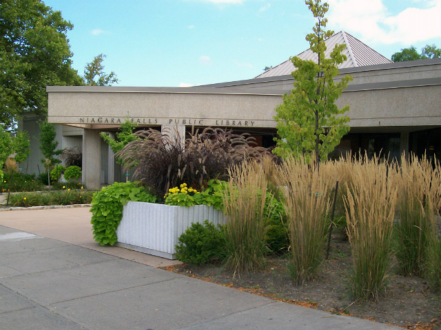 Niagara Fall's Public Library