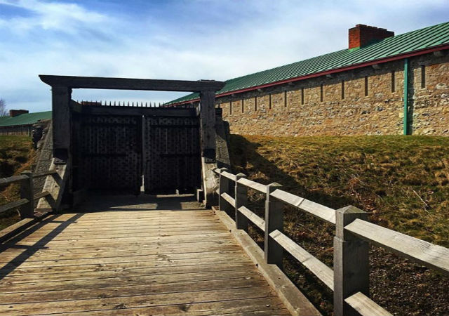 All Hallows Eve Tours at Old Fort Erie