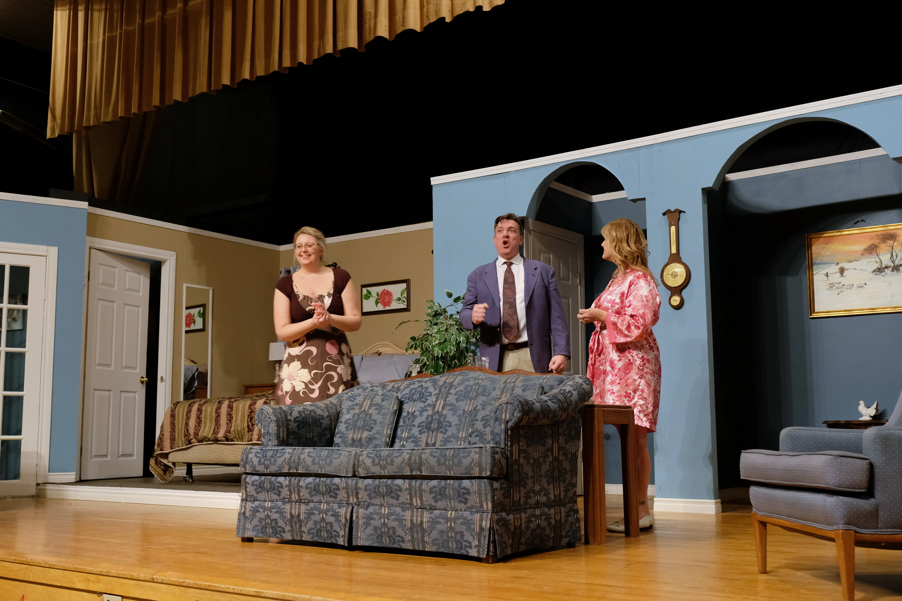 Key For Two: Hilarious Production from Thorold Community Theatre