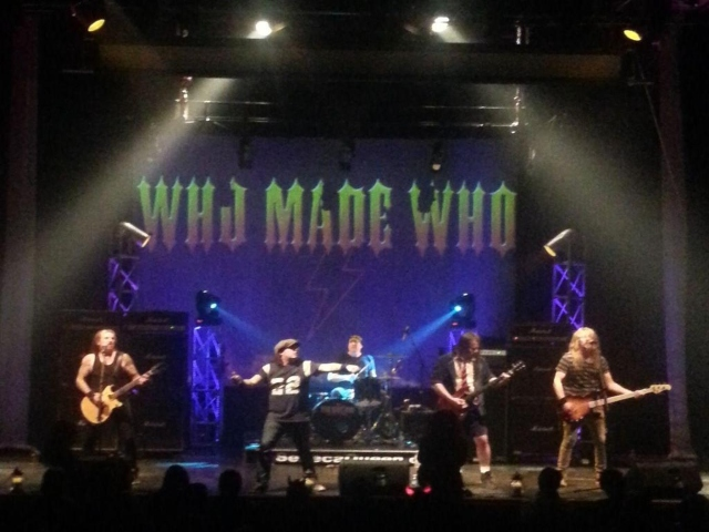 Who Made Who (AC/DC Tribute)