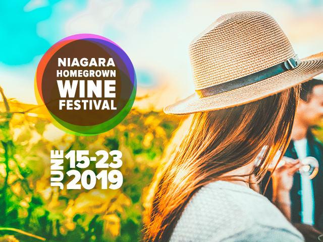 Niagara Wine Festival - Homegrown