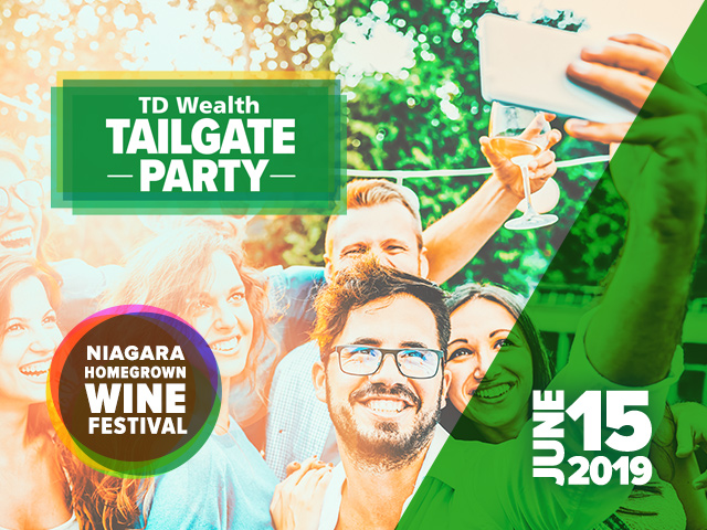 Niagara Wine Festival - Tailgate Party