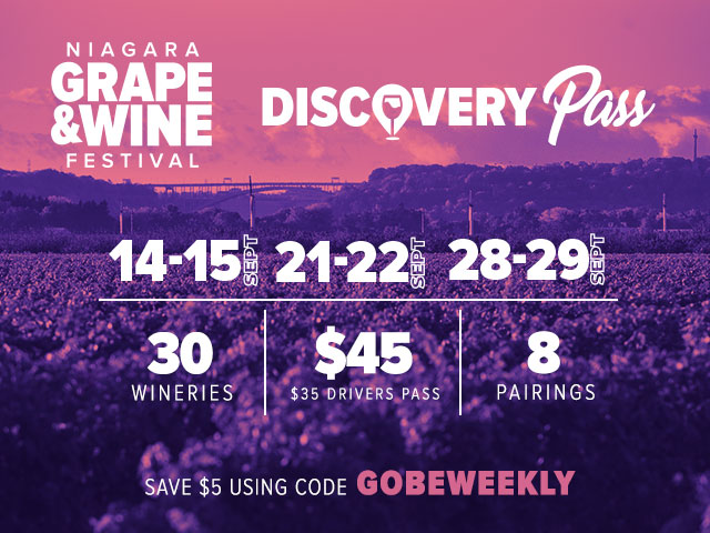Grape and Wine Discovery Pass