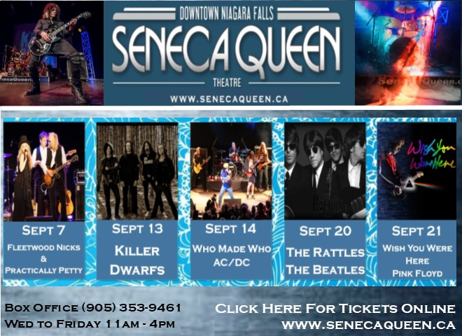 Seneca Queen